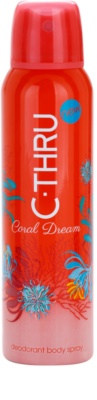 C-THRU Coral Dream deospray pentru femei