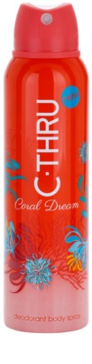C-THRU Coral Dream desodorante en spray para mujer 1