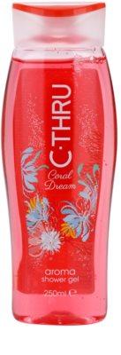 C-THRU Coral Dream gel de duche para mulheres