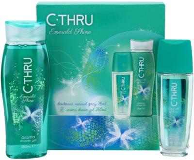 C-THRU Emerald Shine подарунковий набір