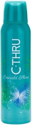 C-THRU Emerald Shine dezodorant w sprayu dla kobiet