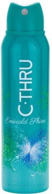 C-THRU Emerald Shine desodorante en spray para mujer 1