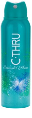 C-THRU Emerald Shine dezodor nőknek 1