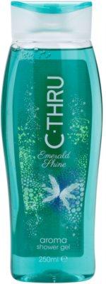 C-THRU Emerald Shine gel de dus pentru femei