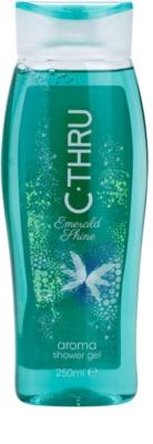C-THRU Emerald Shine sprchový gel pro ženy