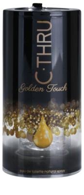 C-THRU Golden Touch eau de toilette para mujer
