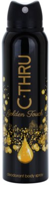 C-THRU Golden Touch Deo-Spray für Damen 1