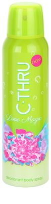 C-THRU Lime Magic Deo Spray for Women