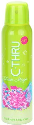 C-THRU Lime Magic deospray pro ženy