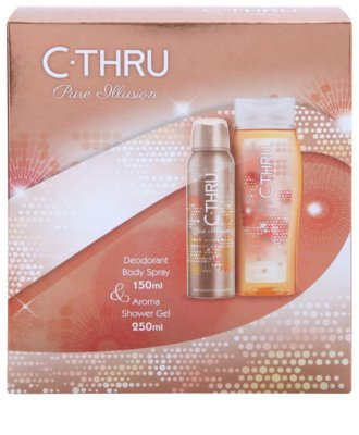 C-THRU Pure Illusion coffret presente 2