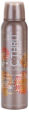 C-THRU Pure Illusion desodorante en spray para mujer