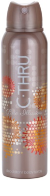 C-THRU Pure Illusion Deo-Spray für Damen 1