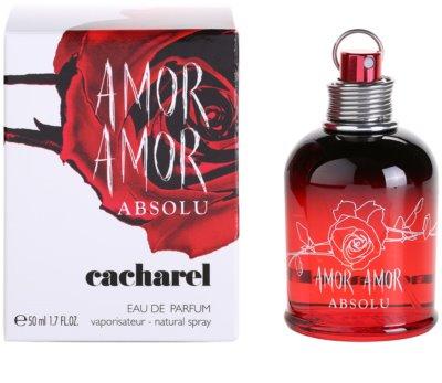 Cacharel Amor Amor Absolu Eau de Parfum für Damen