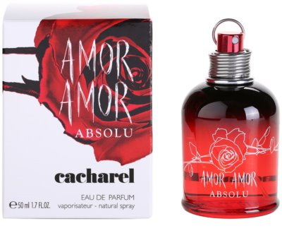 Cacharel Amor Amor Absolu Eau de Parfum para mulheres