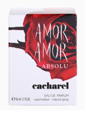 Cacharel Amor Amor Absolu eau de parfum para mujer 3