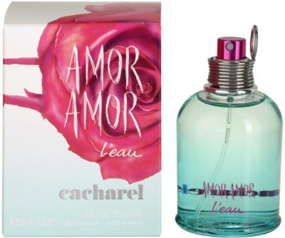 Cacharel Amor Amor L'Eau eau de toilette para mujer