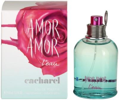 Cacharel Amor Amor L'Eau Eau de Toilette pentru femei