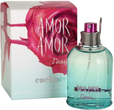 Cacharel Amor Amor L'Eau Eau de Toilette for Women 1