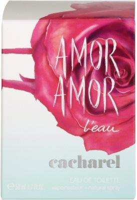 Cacharel Amor Amor L'Eau Eau de Toilette for Women 3