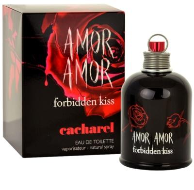 Cacharel Amor Amor Forbidden Kiss Eau de Toilette para mulheres