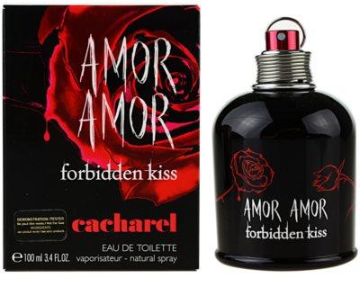 Cacharel Amor Amor Forbidden Kiss тоалетна вода тестер за жени 1