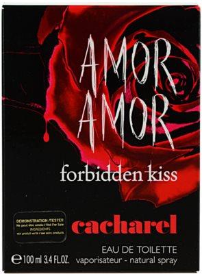 Cacharel Amor Amor Forbidden Kiss тоалетна вода тестер за жени 3