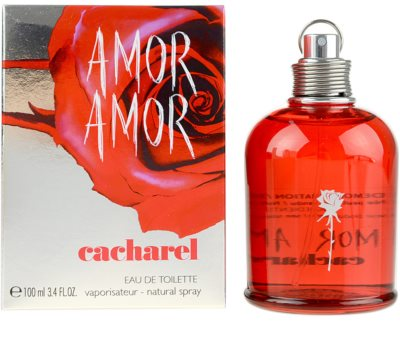 Cacharel Amor Amor toaletna voda Tester za ženske 1