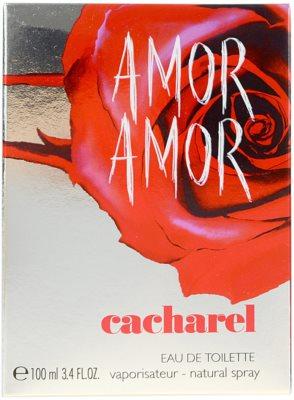 Cacharel Amor Amor toaletna voda Tester za ženske 2