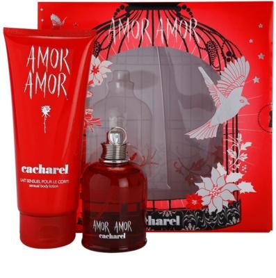 Cacharel Amor Amor подаръчни комплекти