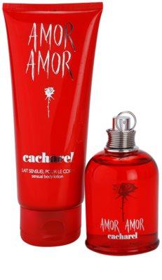 Cacharel Amor Amor подарункові набори 1