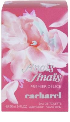 Cacharel Anais Anais Premier Delice Eau de Toilette pentru femei 4
