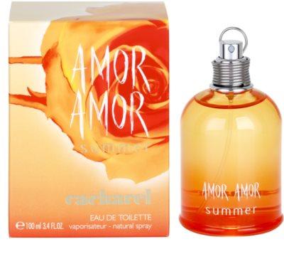 Cacharel Amor Amor Summer 2012 Eau de Toilette für Damen