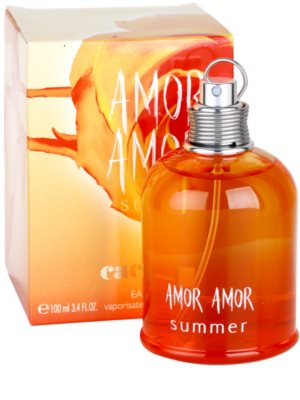 Cacharel Amor Amor Summer 2012 Eau de Toilette für Damen 1