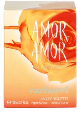 Cacharel Amor Amor Summer 2012 Eau de Toilette für Damen 3