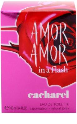 Cacharel Amor Amor In a Flash eau de toilette para mujer 4
