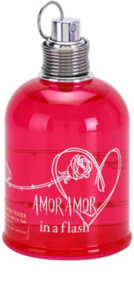 Cacharel Amor Amor In a Flash туалетна вода тестер для жінок