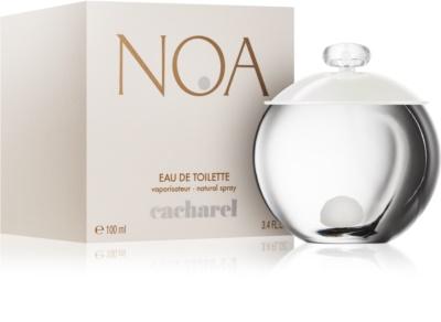 Cacharel Noa Eau de Toilette für Damen 1