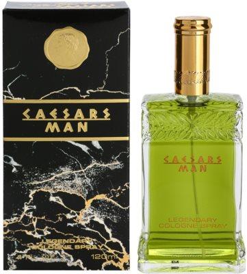 Caesars World Caesars For Man Eau de Cologne für Herren
