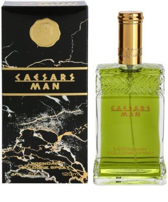 Caesars World Caesars For Man kolonjska voda za moške
