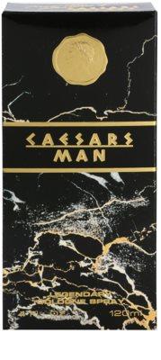 Caesars World Caesars For Man Eau De Cologne pentru barbati 4