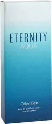 Calvin Klein Eternity Aqua for Her Eau De Parfum pentru femei 3