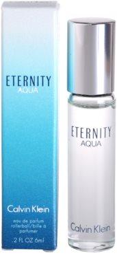 Calvin Klein Eternity Aqua for Her парфумована вода тестер для жінок 1