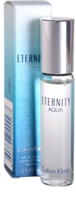Calvin Klein Eternity Aqua for Her парфюмна вода тестер за жени 2