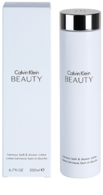Calvin Klein Beauty creme de duche para mulheres