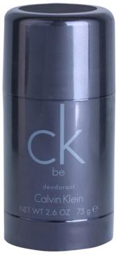 Calvin Klein CK Be desodorante en barra unisex