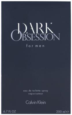 Calvin Klein Dark Obsession for Men toaletna voda za moške 1