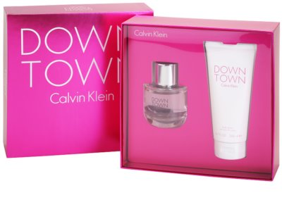 Calvin Klein Downtown darilni set 1