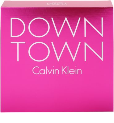 Calvin Klein Downtown darilni set 2