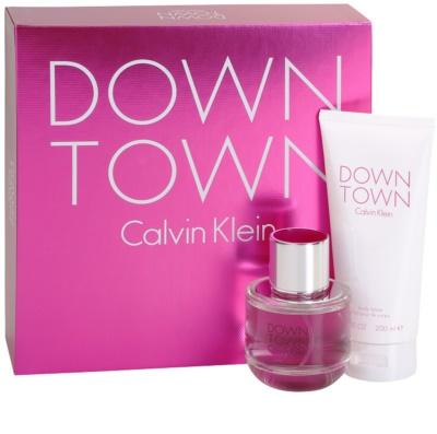 Calvin Klein Downtown подарунковий набір