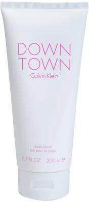 Calvin Klein Downtown Lapte de corp pentru femei